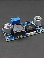 DC réglable ~ DC boost module de puissance à repasser - bleu clair + noir