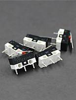 3 d finecorsa stampante, interruttore impatto, interruttore sensibile microswitch, automobile astuta, robert accessoreis 5pcs