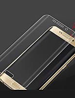 hzbyc® 0.2mm prime hd claire protecteur d'écran en verre trempé pour réel bord de Samsung Galaxy