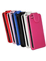 abordables -Funda Para iPhone 7 Plus iPhone 7 iPhone 5 Apple iPhone 8 iPhone 8 Plus Funda iPhone 5 Flip Funda de Cuerpo Entero Color sólido Dura