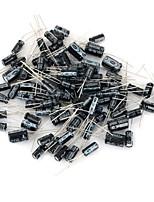 алюминий электролитический конденсатор для поделок проекта (120 шт Pack)