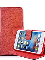 abordables -Funda Para iPhone 6s Plus iPhone 6 Plus Apple iPhone 6 Plus Funda de Cuerpo Entero Dura Cuero de PU para iPhone 6s Plus iPhone 6 Plus