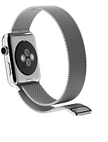 cheap -Milanese Loop for Apple Watch 3 Stainless Steel Replacement Watch Band with Connector