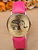 Leisure belt fashion watches literal elephant Cool Watches Unique Watches