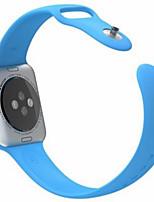 Недорогие -Ремешок для часов для Apple Watch Series 3 / 2 / 1 Apple Повязка на запястье Спортивный ремешок