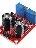 duty cycle frequenza degli impulsi ne555 modulo regolabile onda quadra generatore di segnali di azionamento motore passo-passo