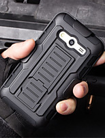 cheap -Armor Hybrid Case Military 3 in 1 Combo Cover For Samsung Galaxy Grand Prime/Core Prime
