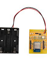 esp8266 esp-12 di serie wi-fi versione industriale stabile una scheda di test completa pieni conduce io