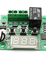 w1209 DC 12V -50 à 110 température thermostat de commutateur de commande thermomètre