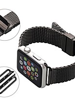 cheap -Watch Band for Apple Watch Series 3 / 2 / 1 Apple Wrist Strap Milanese Loop Stainless Steel