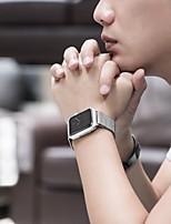 Недорогие -Ремешок для часов для Apple Watch Series 3 / 2 / 1 Apple Повязка на запястье Миланский ремешок Нержавеющая сталь