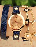 Latest Listing Tricyclic Surround Fashion Women's Watches Rose Gold Cool Watches Unique Watches