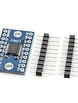 TXS0108E High Speed Full Duplex 8-CH Level Switch Module Board - Blue