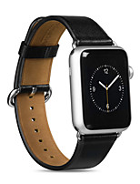 cheap -Watch Band for Apple Watch Series 3 / 2 / 1 Apple Wrist Strap Classic Buckle Genuine Leather