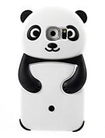 Para Samsung Galaxy Capinhas Estampada Capinha Capa Traseira Capinha Desenho 3D Silicone Samsung S6 / S5 / S4 / S3