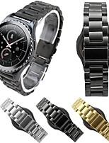 Недорогие -превосходный из нержавеющей стали группы часы для Samsung Galaxy s2 передач классика