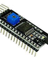 iic / i2c / Interface LCD1602 2004 lcd plaque d'adaptation pour lcd Arduino 1602