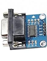 porta seriale RS232 a modulo convertitore TTL per arduino