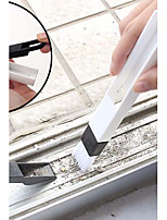 cheap -Window Groove Cleaning Brush Nook Cranny Folding Brush Cleaning Tool