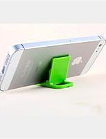 baratos -De Mesa iPhone 5S / iPhone 5 / iPhone 4/4S Suporte de montagem Other iPhone 5S / iPhone 5 / iPhone 4/4S Plástico Titular