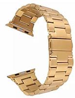 Недорогие -Ремешок для часов для Apple Watch Series 3 / 2 / 1 Apple Повязка на запястье Бабочка Пряжка Нержавеющая сталь