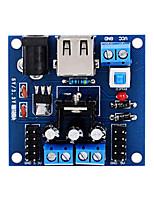 dc-dc tension d'alimentation module de régulateur pour arduino3.3 ~ 5v module de stabilisation multiple de tension d'alimentation d'entrée