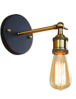 AC 110 AC 220 60 E26/E27 Rustic/Lodge Antique Vintage Country Electroplated Feature for Mini Style,Ambient Light Wall Sconces Wall Light