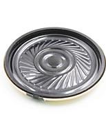 8ohm 0.5w 35mm haut-parleurs bricolage - bronze + noir