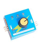 múltiples probador servo ecs 3 canales de velocidad consistencia medidor de potencia canales mando CCPM