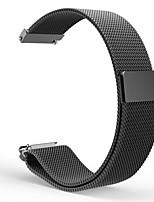 Недорогие -классические часы шестерня S2 полоса мягкий тканый милански замена магнит диапазон вахты для Samsung Gear s2 классический