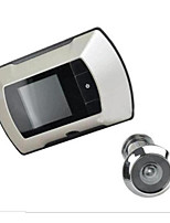 No Wiring Is Easy To Install 2.4-Inch Visual Electronic Cat Doorbell 30-Megapixel Digital Camera