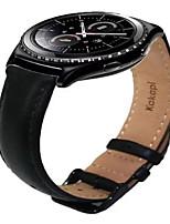 Недорогие -кожа ремешок для Samsung Gear s2 классический