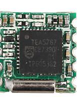 puce TEA5767 module radio fm pour Arduino, framboise, bras