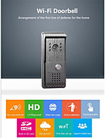 Sricam Wireless Visual Intercom Doorbell Monitoring Mobile Phone Anti-Theft Alarm Monitoring APP Control