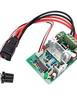 120w PWM interruttore di inversione del controller DC velocità del motore in avanti / interruttore retromarcia