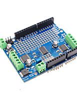 Двигатель / шаговый / серво / робот щит постоянного тока v2 ступая модуль серводвигателя