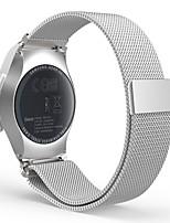 Недорогие -милански петля браслет из нержавеющей стали умные часы ремешок для Samsung шестерня S2 классический SM-r732 с уникальным замком магнита