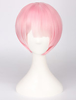cheap -New Design Pink Color Short 30CM Cosplay Wigs Japanese Qute Girl Style