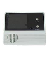 facilidade de videoporteiro instalação campainha gato campainha visão eletrônica noite opcional efeito volume ajustável