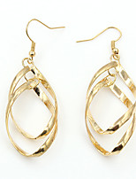 Women's Drop Earrings Jewelry Euramerican Alloy Geometric Jewelry For Party Date