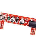module 3.3v / 5v d'alimentation pour planche à pain MB102
