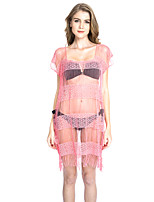 Muairen® Women'S Beach Sunblock Sexy Perspective Mesh Swimsuit