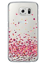 cheap -Montreal love Pattern TPU Back Cover Case for Samsung Galaxy S6 / Galaxy S5 / Galaxy S4
