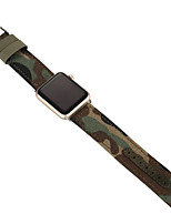 cheap -Watch Band for Apple Watch 3 38mm 42mm PU Leather Classic Buckle Replacement Bracelet