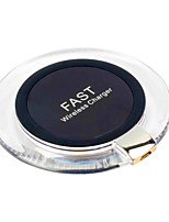 cheap -Qualcomm Fast Charge Wireless Charger For Samsung NOTE5 S7 S7edge S6edge Mobile Phone