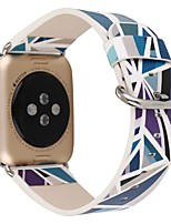 abordables -Bracelet de Montre  pour Apple Watch Series 3 / 2 / 1 Apple Sangle de Poignet Boucle Classique