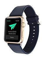 Недорогие -Ремешок для часов для Apple Watch Series 3 / 2 / 1 Apple Повязка на запястье Классическая застежка