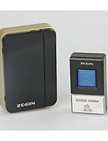 Home Digital Wireless Remote Doorbell Household AC Electronic Doorbell Waterproof