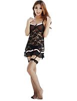 Costumes Vêtement de nuit Femme Solide-Fin