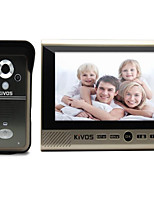 KiVOS KDB700 Wireless Visual Doorbell Household Plug in Electric Camera Monitoring Lock